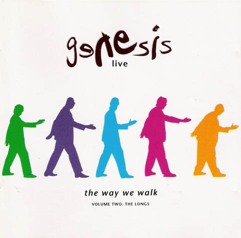 Agulha de Vinil: Genesis – The Way We Walk, Vol II: The Longs