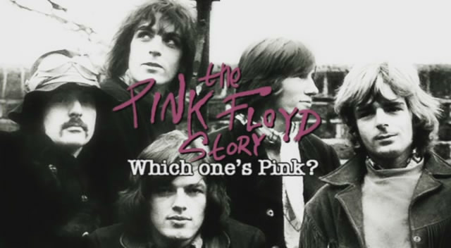 Which one is Pink?