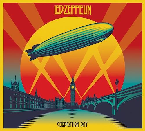 Agulha de Vinil: Led Zeppelin – Celebration Day