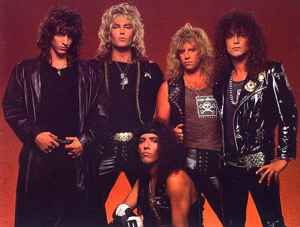 Perdidos nos 80: Ratt, hard rock no seu melhor.