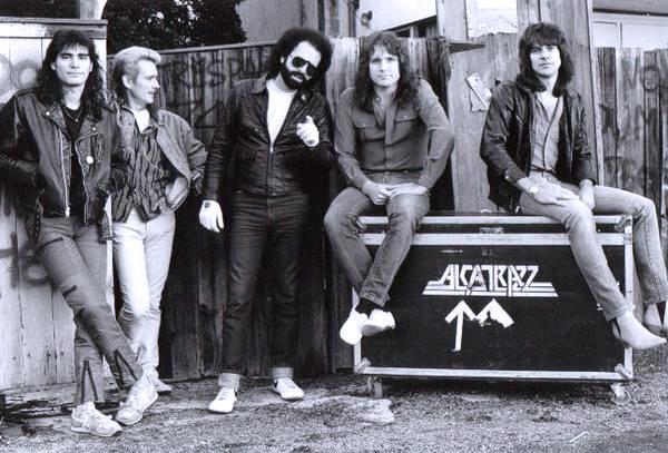 Perdidos nos 80: Alcatrazz