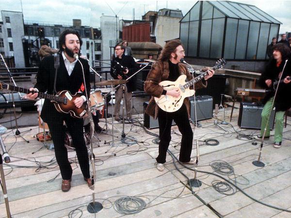 Há 45 anos os Beatles subiram ao terraço para o último concerto