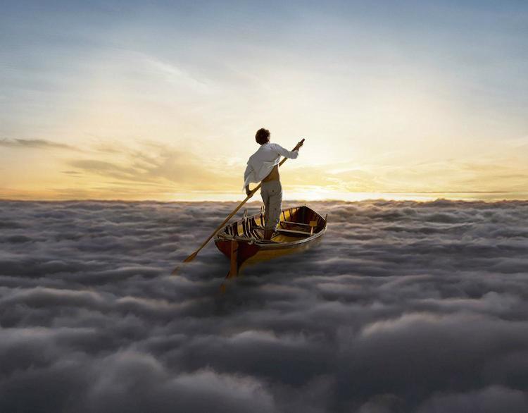 Vinte anos depois Pink Floyd lançam novo álbum