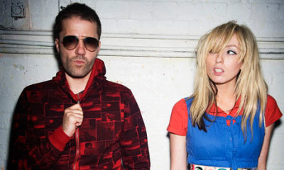 The Ting Tings no NOS Alive
