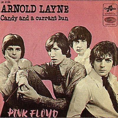 Cabine de Som | Sugestões Musicais | Pink Floyd | Arnold Layne ( Single)