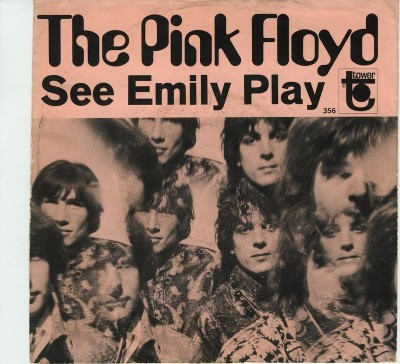 Cabine de Som | Sugestões musicais | Pink FLoyd | See Emily Play