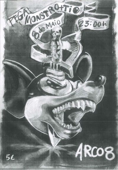 Pega Monstro + Tio no Arco 8!