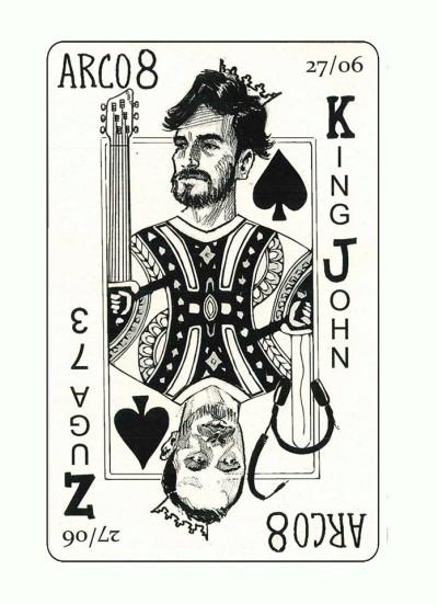 King John + Zuga 73 no Arco 8!