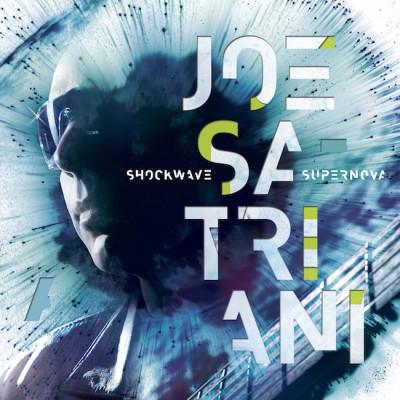 """Shockwave Supernova"" é o novo álbum de Joe Satriani"
