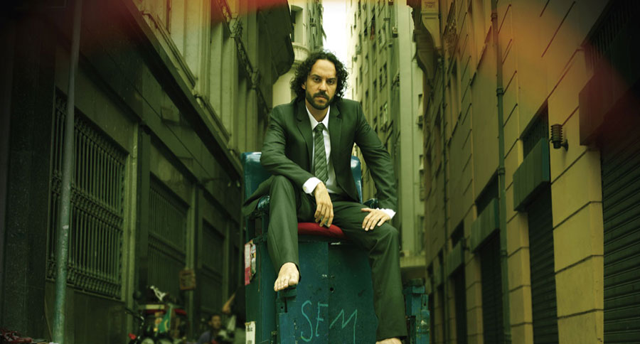 Gabriel o Pensador junta-se ao cartaz do Festival Monte Verde