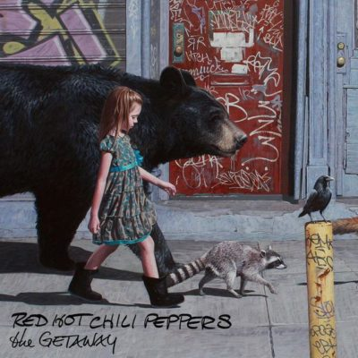 "Red Hot Chili Peppers lançam ""The Getaway"""