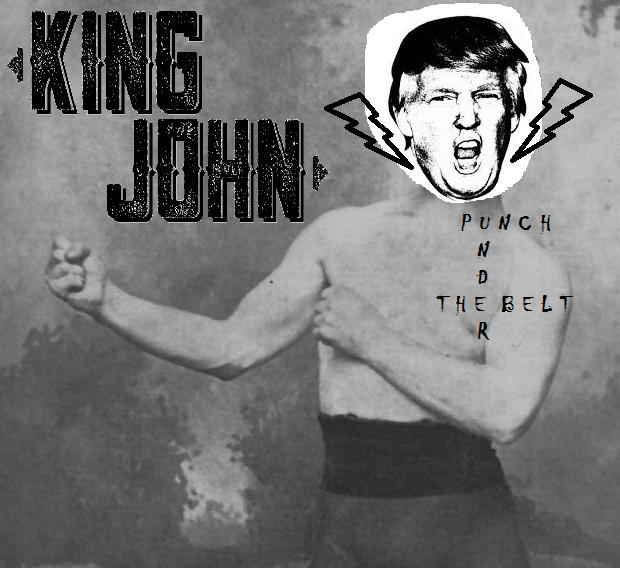 """King John regressa com """"Punch Under The Belt"""""""