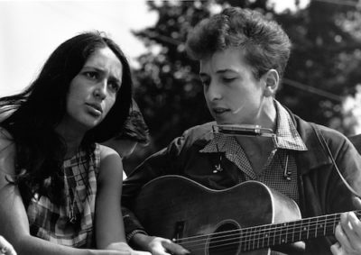 Como? Quem? O Bob Dylan? Não me digas!