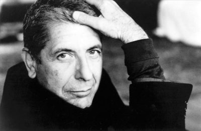 "Leonard Cohen partiu a tempo de nos deixar ""You Want it Darker"""