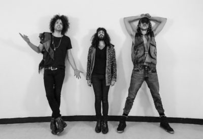 Wolfmother levam o rock dos anos 70 para o palco do Monte Verde