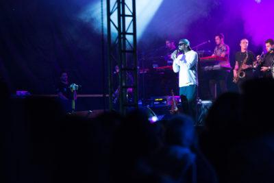 Noite inesquecível com Seu Jorge no Monte Verde Festival