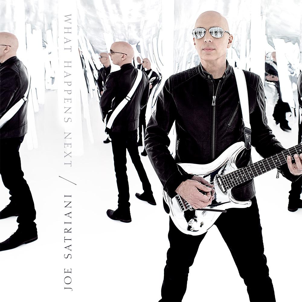 Joe Satriani: O mago das seis cordas está de volta