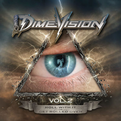 Dimebag Darrell – Dimevision Vol. 2: Roll With It or Get Rolled DVD/CD
